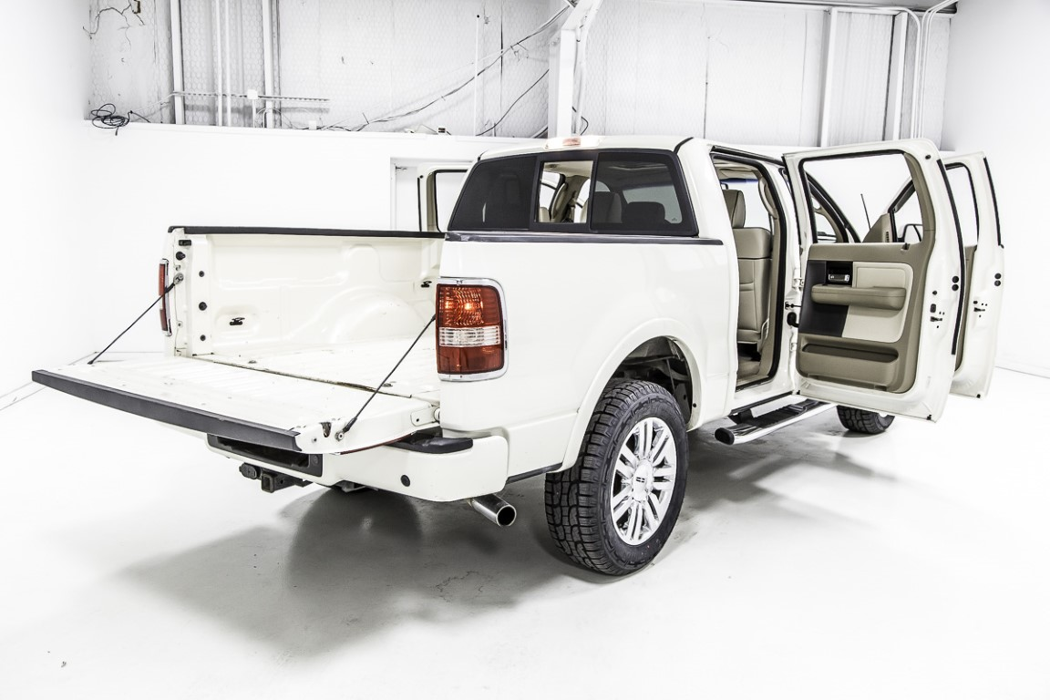 New Lincoln Mark LT Pickup Truck