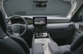 New Lincoln Pickup Truck Interior