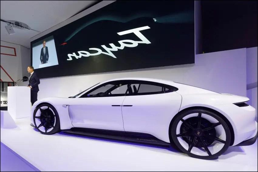Porsche Taycan Starting Price & Avaialability