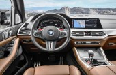 2020 BMW X5 M Competition Interior Images