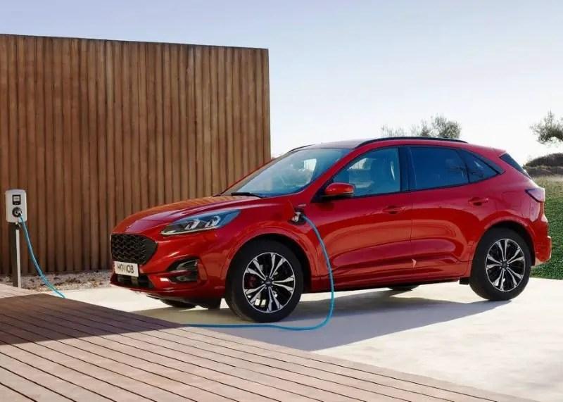 2020 Ford Kuga Hybrid Charging Time
