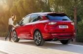 2020 Ford Kuga Hybrid Range