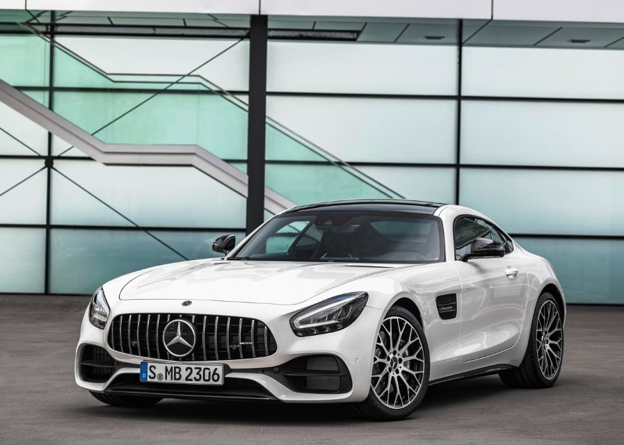 2020 Mercedes-Benz AMG GT Coupe Specs