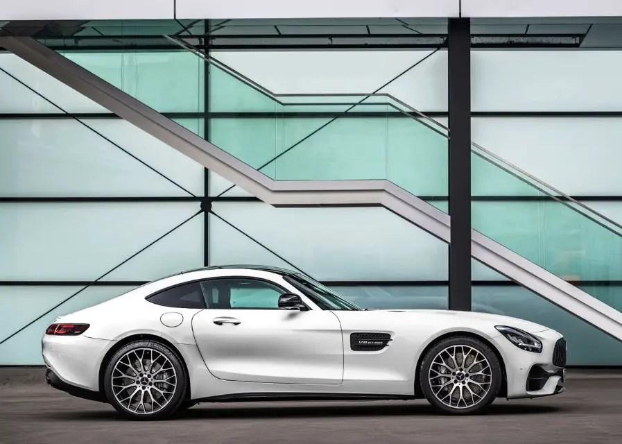 2020 Mercedes-Benz AMG GT Price in Australia