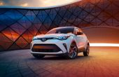 New Toyota CH-R LE Lease Deals in Canada
