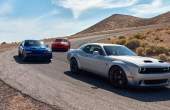 2020 Dodge Challenger Hellcat Exterior Colors