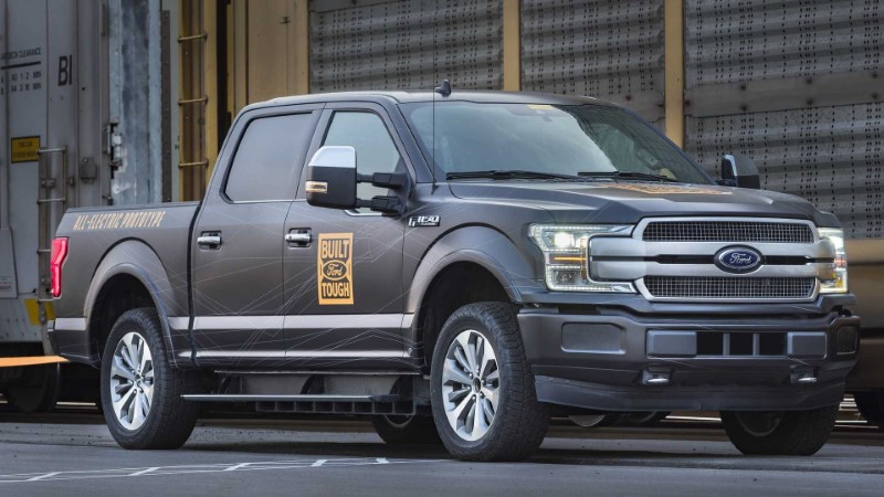 2020 Ford F150 Electric Release Date & Pricing