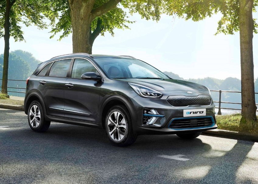 2020 Kia e-Niro Electric Review