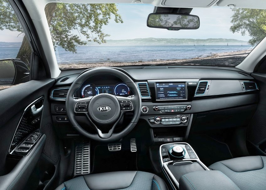 2020 Kia e-Niro Interior Features