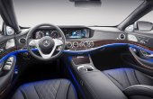 2020 Mercedes S-Class Maybach Interior Images