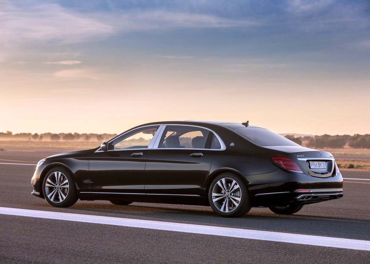2020 Mercedes S-Class Maybach S650 Review