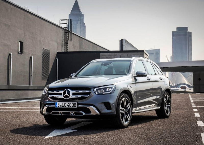 2021 Mercedes GLC Release Date & Price