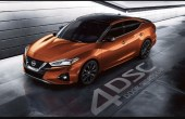 2021 Nissan Maxima Rendering Images