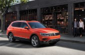 2021 VW Tiguan SUV Review