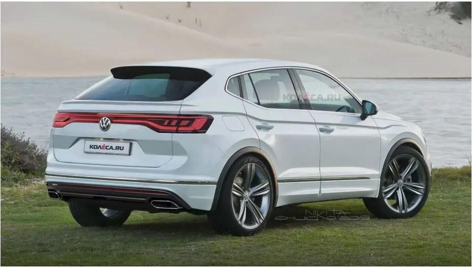 2021 Volkswagen Tiguan Rendering Images