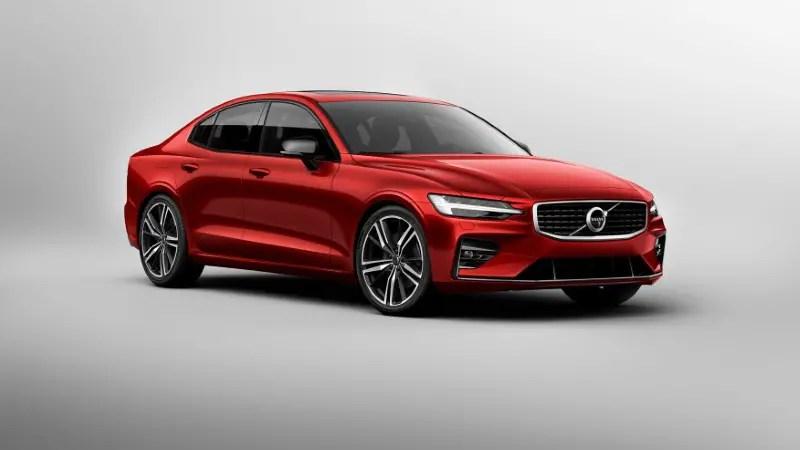 2021 Volvo S40 Specs