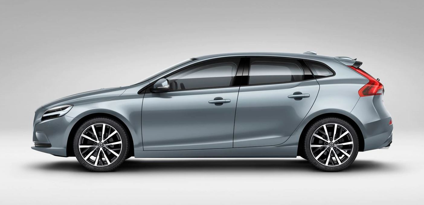 2021 Volvo V40 Price and Availability