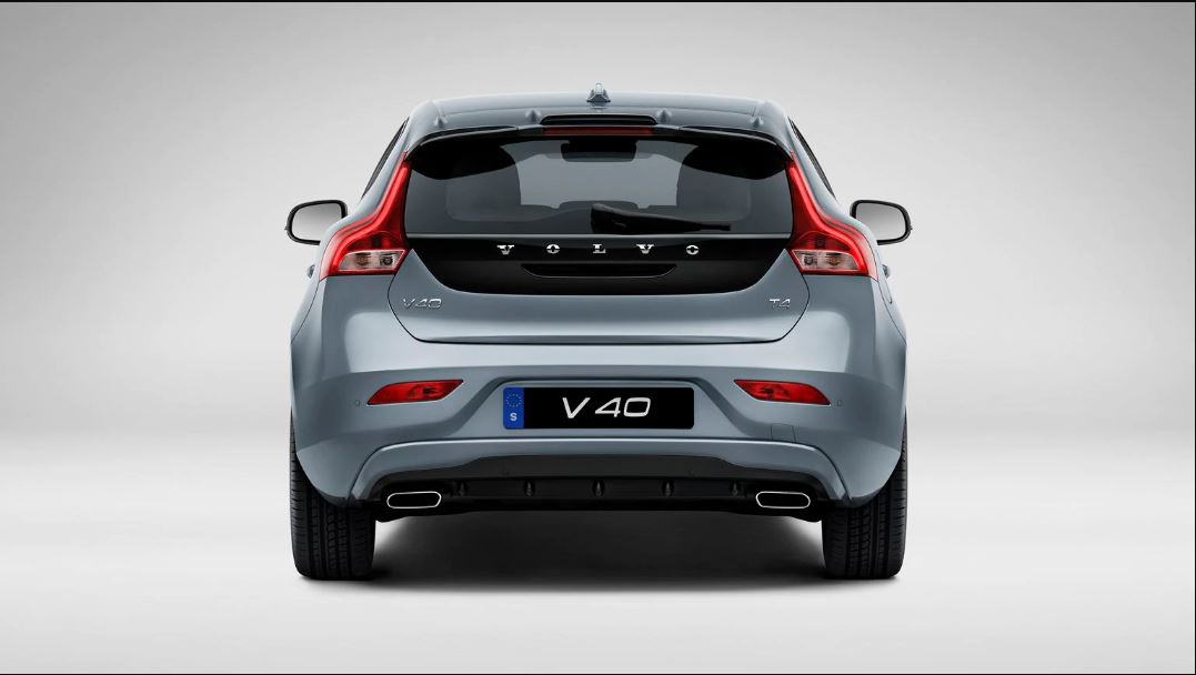 2021 Volvo V40 Redesign and Changes