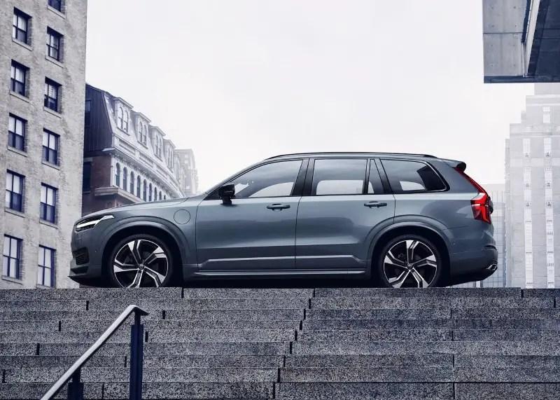 2021 Volvo XC90 Dimensions