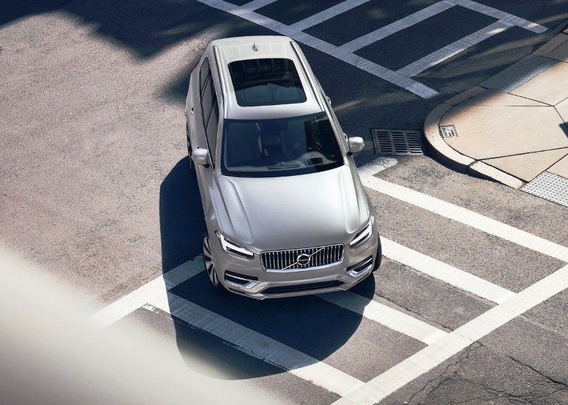2021 Volvo XC90 Safety Rating