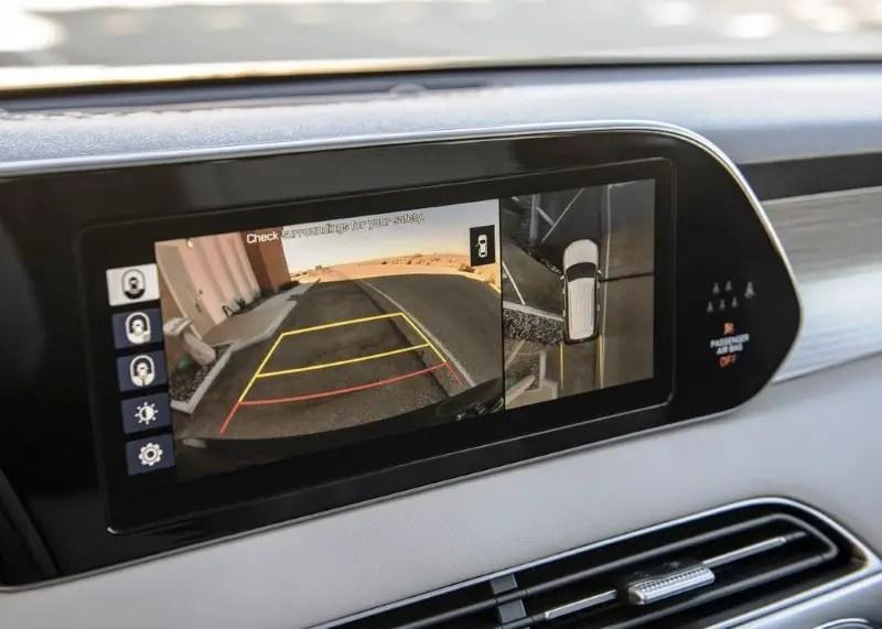 2021 Hyundai Palisade 360 Camera View
