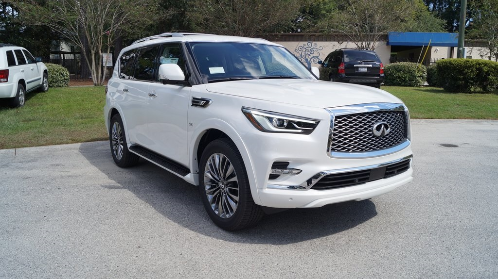 2021 Infiniti QX80 SUV Review