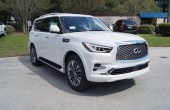 2021 Infiniti QX80 SUV Review