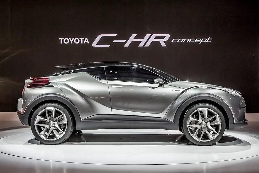 2021 Toyota C-HR Release Date & Price