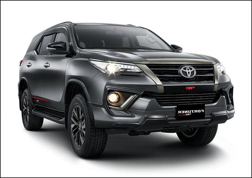 2021 Toyota Fortuner Redesign