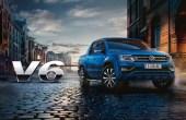 2021 VW Amarok V6 Diesel Engine Performance