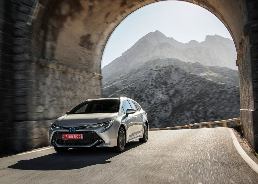 2020 Toyota Corolla Touring Sports Colors