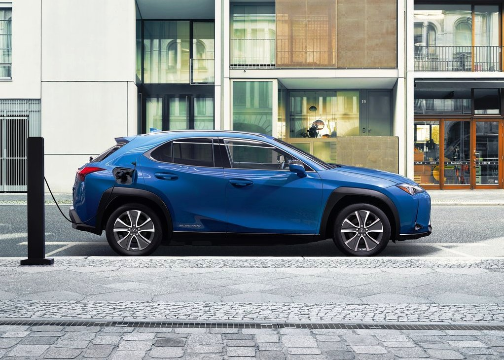 2021 Lexus UX 300e Batteray Range & Charging Capacity