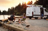 2021 Mercedes Sprinter Camper van