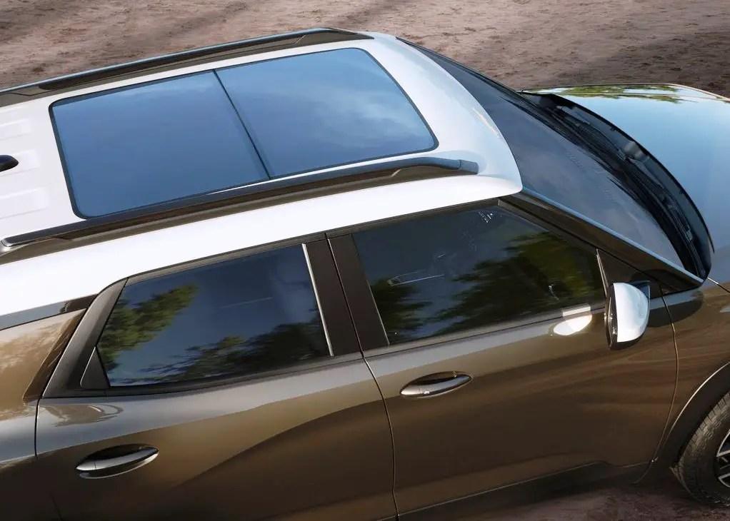 2021 Chevrolet Trailblazer Panoramic Sunroof