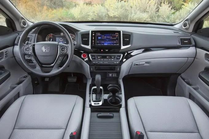 2021 Honda Ridgeline Interior Pictures Rumors