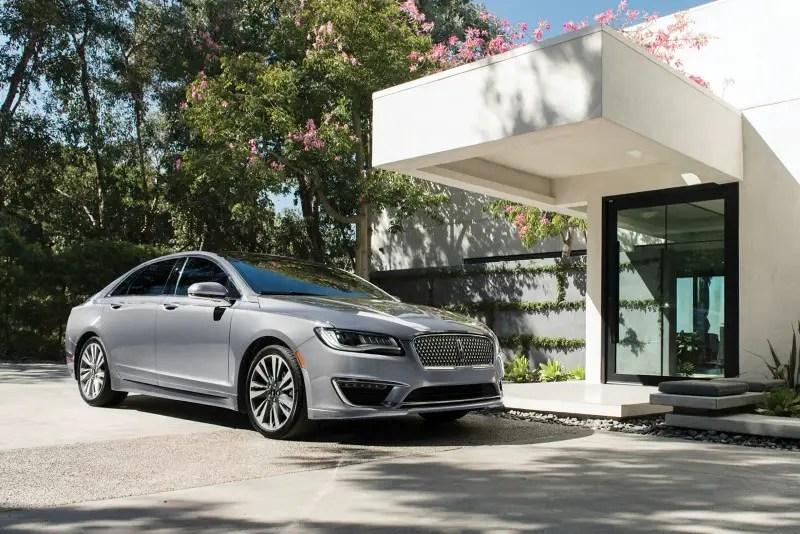 2021 Lincoln MKZ Redesign Exterior