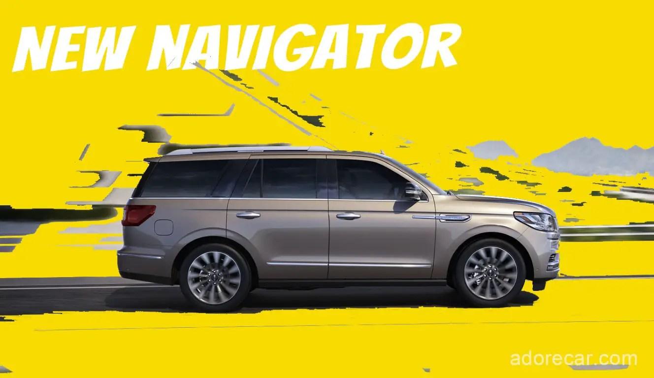 2021 Lincoln Navigator Concept Design