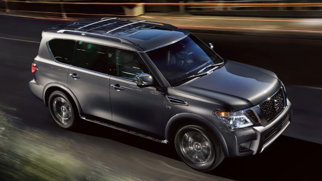 2021 Nissan Patrol Redesign and Changes Exterior