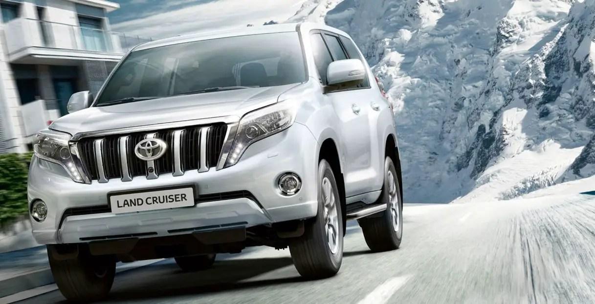 2021 Toyota Prado Cruiser Release Date & Price