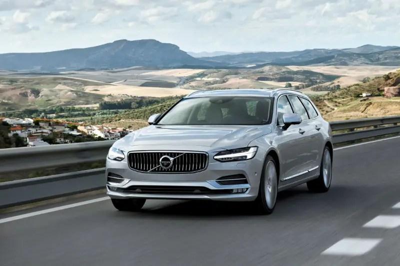 2021 Volvo S90 Price & Lease