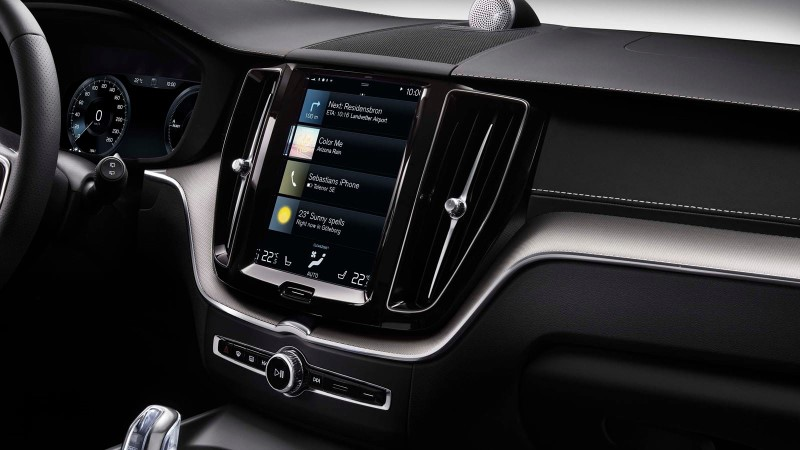 2021 Volvo XC60 New Features