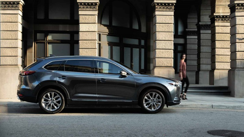 2021 Mazda CX-9 Dimensions Changes