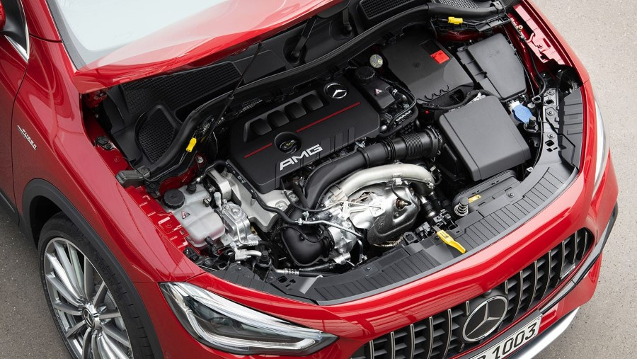 2021 Mercedes GLA 35 AMG Engine Specs