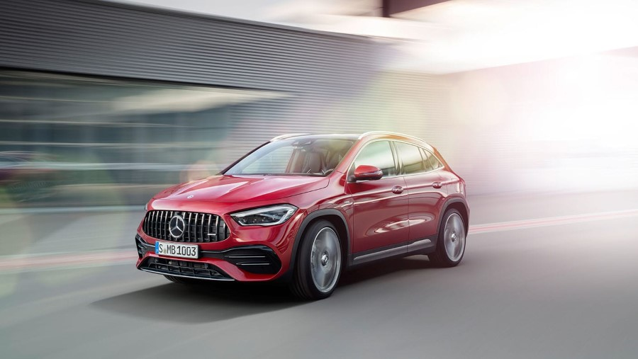 2021 Mercedes GLA 35 AMG Release Date & Price