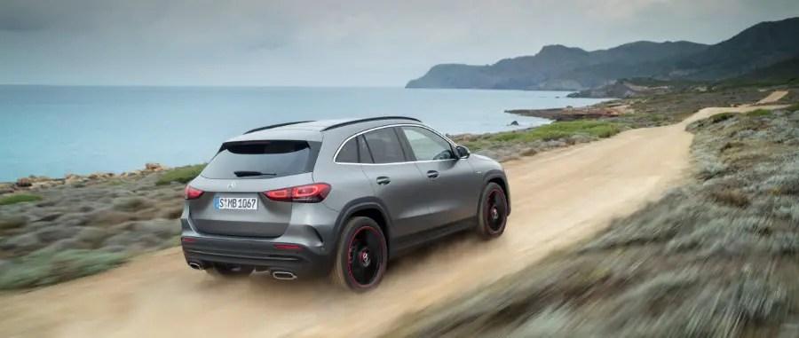 2021 Mercedes GLA Off-Road Performance