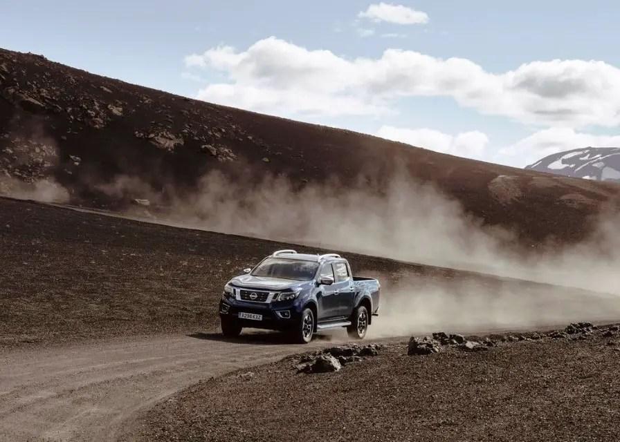 2021 Nissan Navara Price & Lease Deals