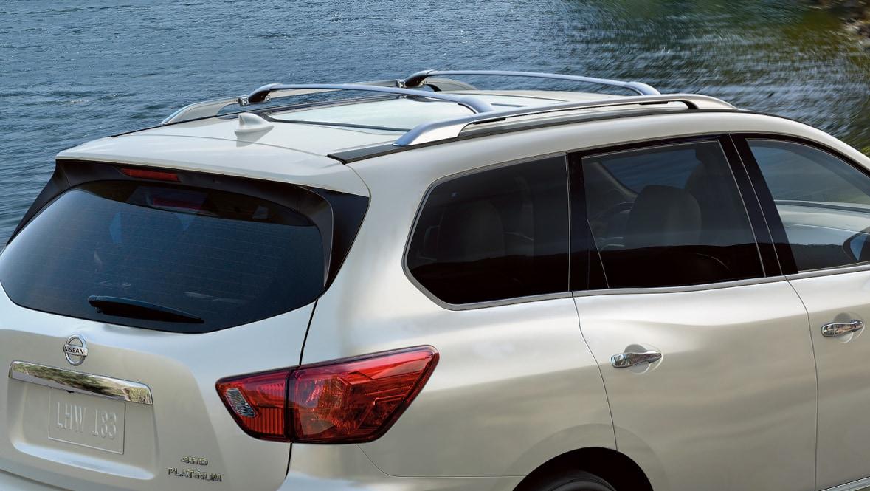 2021 Nissan Pathfinder Platinum 4WD