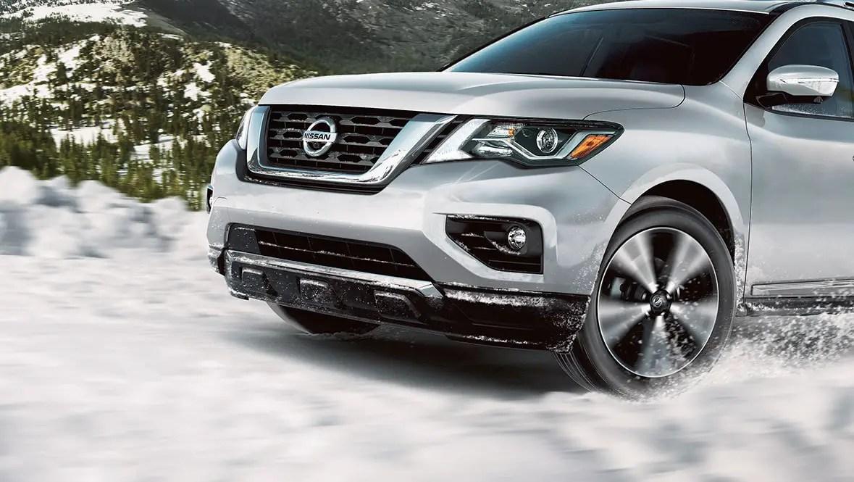 2021 Nissan Pathfinder Platinum Changes