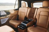 Lincoln MKT Interior Seating