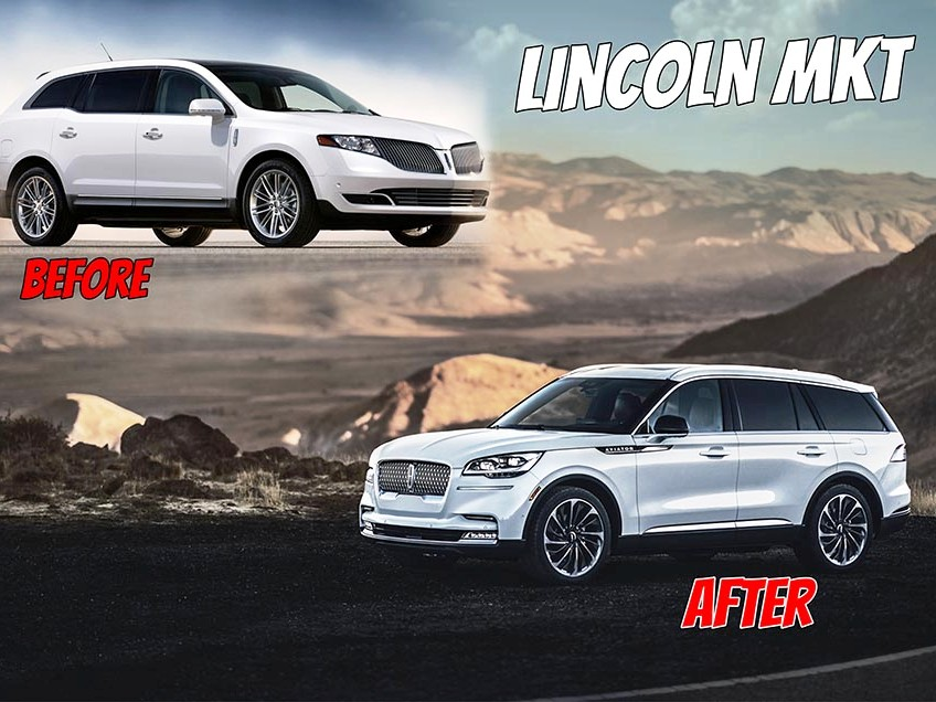 New Lincoln MKT Replacement